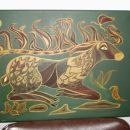 ciervo medieval
