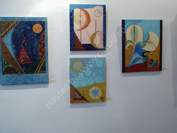 exposición Álora Artistas Independientes oct 2012