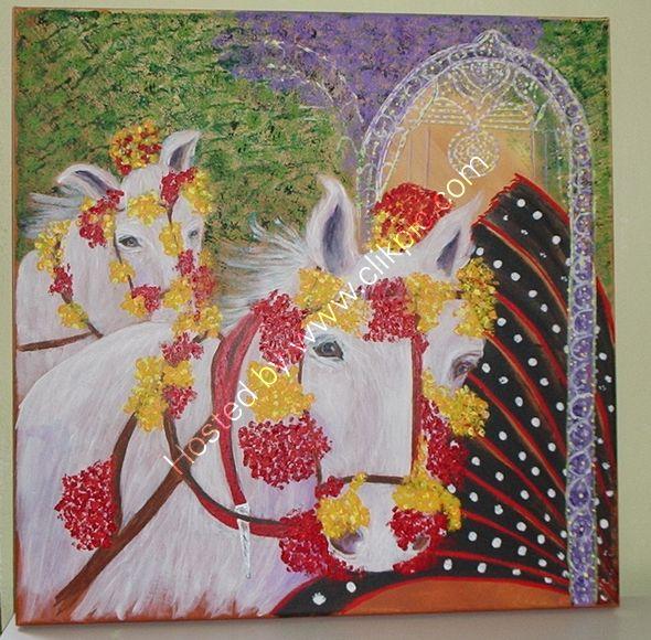 impresión feria de caballo Jerez