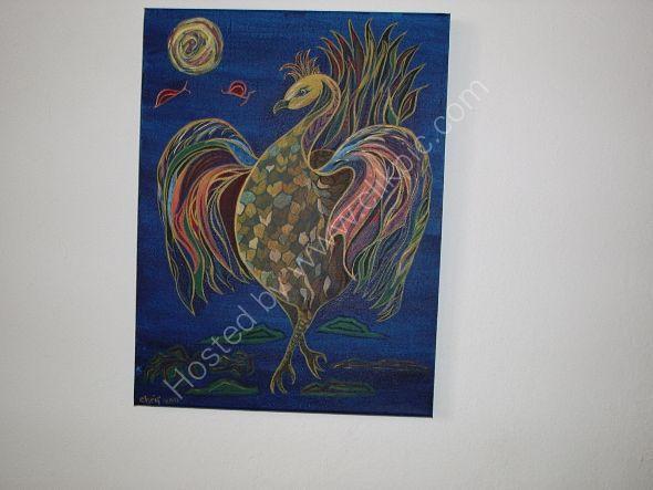nocturno del gallo
