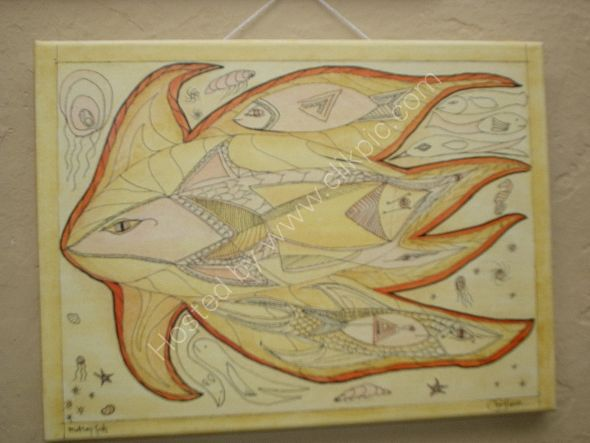 pez variopinto
