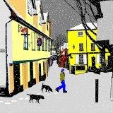 Elm Hill, Winter