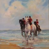 Cavalry Holiday, Juliet Hodgson