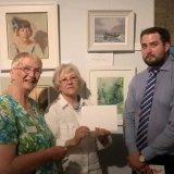 The Jarrold prize. Hostry exhibition 2017
