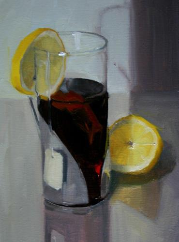 Lemon Tea-Oil