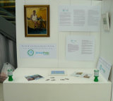 The British Polio Fellowship Exhibit as part of the NNAC Forum Exhibition 2014