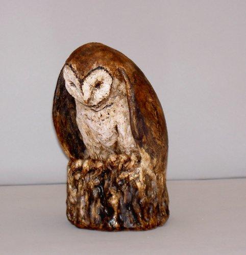 Owl-Sculture