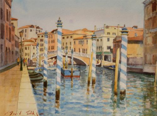 David Talks-A Corner of Venice