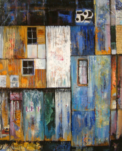 Denise Wingrove-Dockyard Patchwork