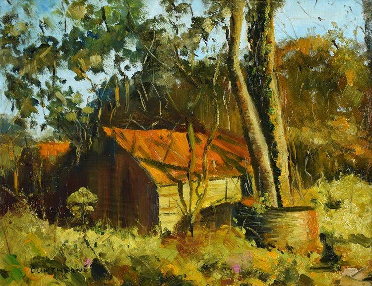 Evening Sunlight, Graham Dunthorne