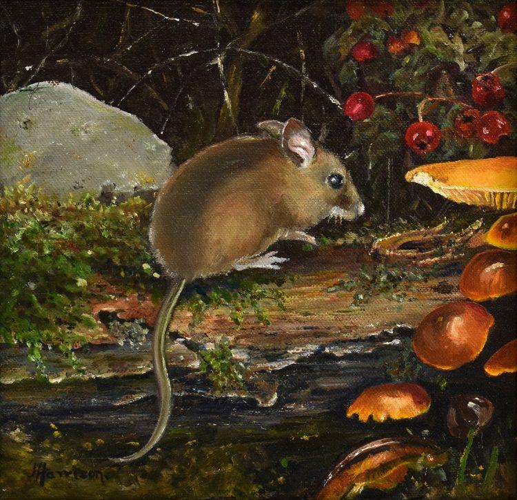 Autumn Feast, Janet Harrison