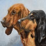 Bloodhounds, Janice Gordon