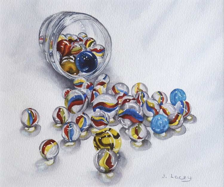 Marbles, Janice Lacey