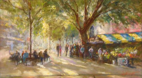 John Patchet-Morning Sunshine