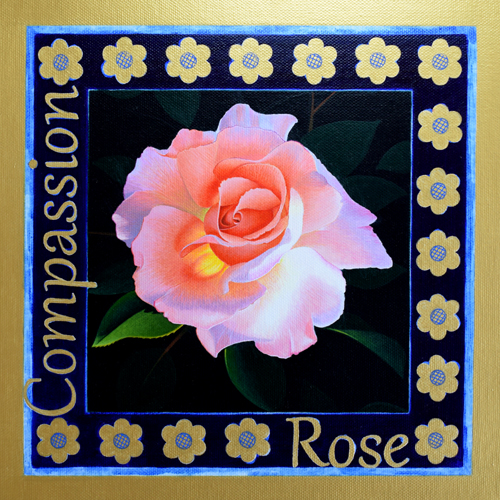 Rose, Compassion, Julia Richardson