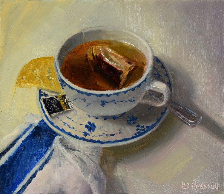 Cuppa, Liz Balkwill