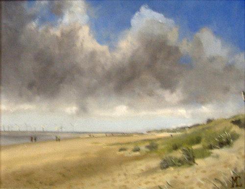 John Cudmore-Winterton on Sea
