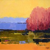 malcolm jarvis afternoon glow