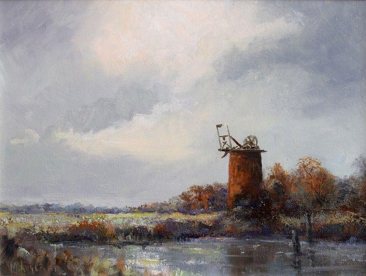 Derelict Mill, Marian Auger