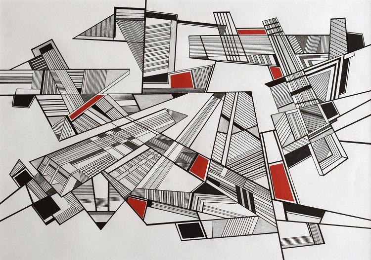 Between the lines red, Richard Clarke