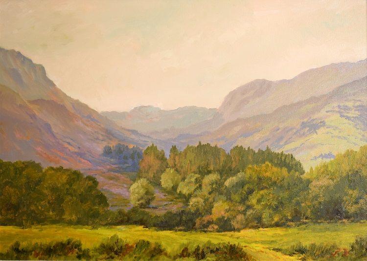 Lakeland evening, Richard Motley
