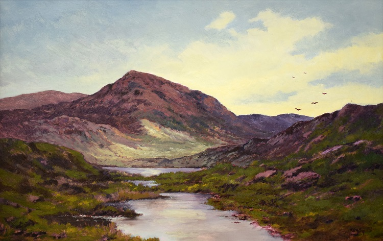 richard motley the empty highlands