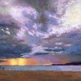 ruth mann storm over the lybian sea