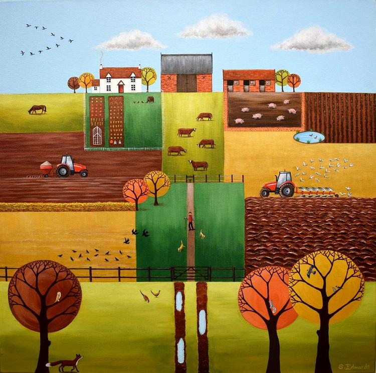 sara edwards autumn farm