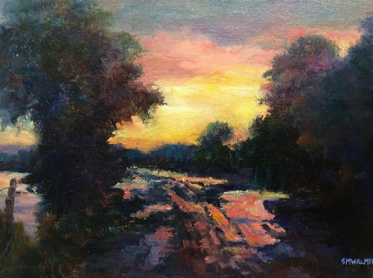 South Norfolk Sunset
