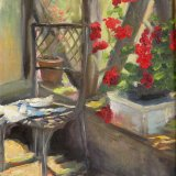 Sunlight on the Patio, Sheila Cunningham