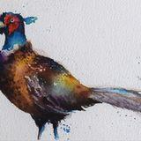 The Pheasant, Victoria McGaughey