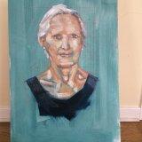 portrait workshop - oils