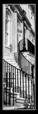 Stairs and curves.  Charleston, South Carolina