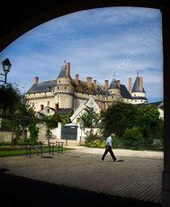 Chateau,  Langeais
