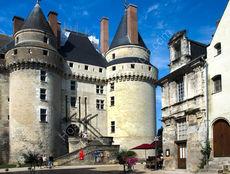 Chateau Entrance, Langeais, France