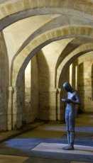 """Sound II"", The Crypt, Winchester Cathedral, Hampshire, U.K.Gallery collection"