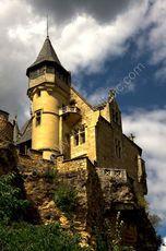 Chateau de Montfort, La Dordogne, France