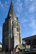 St. John the Baptist Church, Langeais, France
