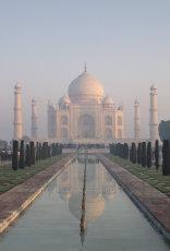 Taj Mahal Dawn