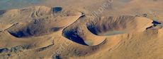Aerial dunes