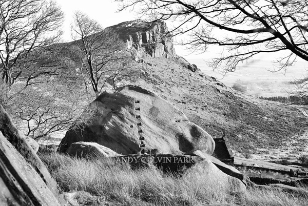 Roaches - Peak District