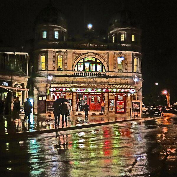 A Rainy Night at the Opera