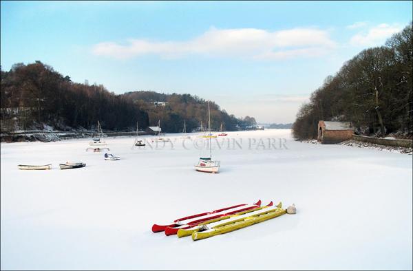 Rudyard Lake Winter 2010