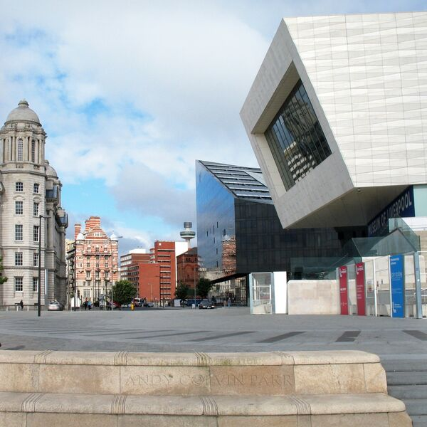 Modernist Liverpool rising above its past