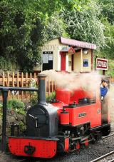 King Arthur Steam Train