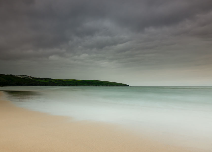 George Hodlin's shot of Crantock Bay