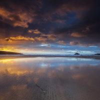 Amber Reflections Crantock
