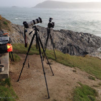 Seascape Camera Set-ups