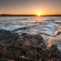 Crantock Spring Tide Dawn