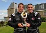 Williams & Ganjavian win Cowes Torquay Cowes.